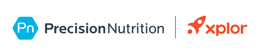 Precision Nutrition and Xplor Enter A New Partnership to Bring Leading Nutrition Education and Personal Training Software to Fitness Professionals Around the World
