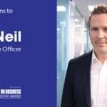 Appnovation's Iain MacNeil wins 2021 Report on Business Best Executive Award