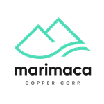 First Drill Hole Intersects Broad Zone of Sulphide Copper Mineralization at Marimaca