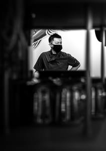 Foodservice workers have hit the pandemic wall