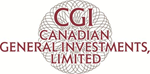 Canadian General Investments, Limited Enters Into Prime Brokerage Services Agreement