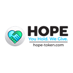 HOPE TOKEN Raised $100K to donate to Save the Children in only 3 weeks