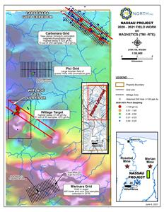 79North Discovers Additional Gold at the Carbonara Gold Zone 20 Kilometres South of the Merian Gold Mine, Suriname