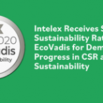 Intelex Scores in Top 17% of Software Companies Assessed by EcoVadis for Corporate Social Responsibility and Sustainability