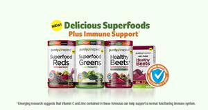 Iovate Health Sciences Announces Launch Of Purely Inspired Superfoods Product Line At Walmart And On Walmart
