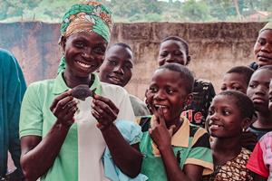 Lucky Iron Fish receives $250k in funding to help address iron deficiency anemia in Benin.
