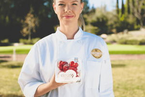 Pure Flavor's® Cloud 9® Bite-Sized Fruity Tomatoes Receive Coveted ChefsBest® Excellence Award