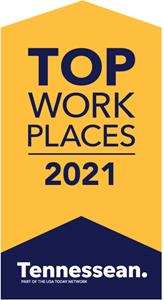 """Tennessee Bath Fitter """"three-peats"""" as Top Workplace"""