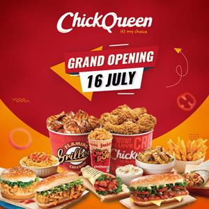 It's Official: ChickQueen Is Opening In Mississauga This Week