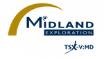 Midland and Probe Begin Geophysical (IP) Surveys on the La Peltrie Gold Project Prior to Drilling