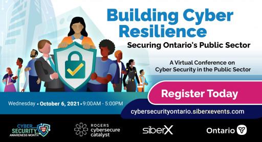 siberX Hosting Ontario Public Sector Conference on siberXchange