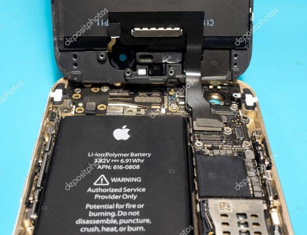 Apple Offering Battery Rebate