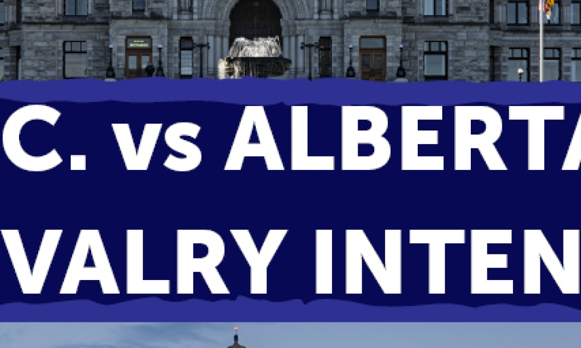 B.C. vs. Alberta – The Rivalry Intensifies