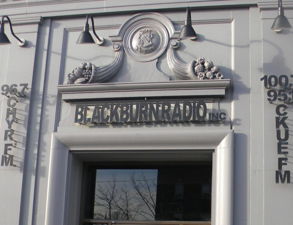 Blackburn Radio Inc.