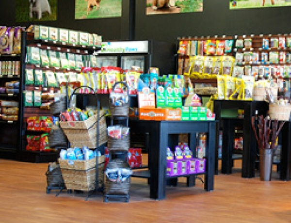 Bosley's Pet Food Plus