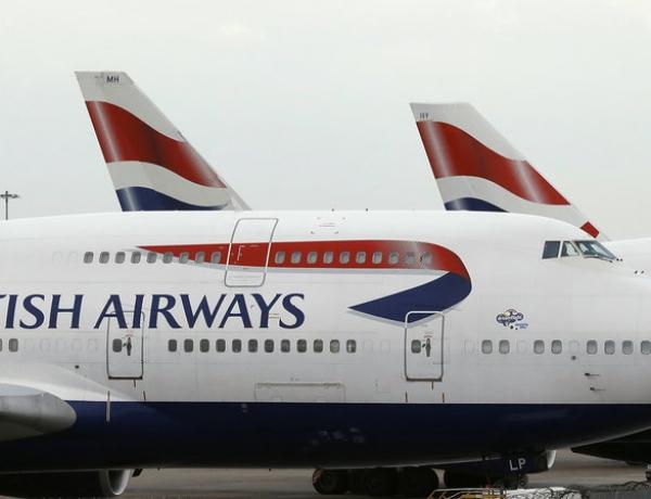 Hackers Hit British Airways