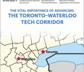 Canada's Silicon Valley The Vital Importance of Advancing The Toronto-Waterloo Tech Corridor