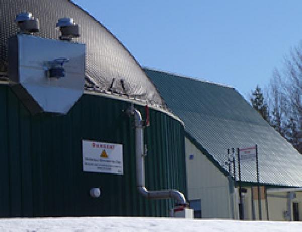 CH Four Biogas
