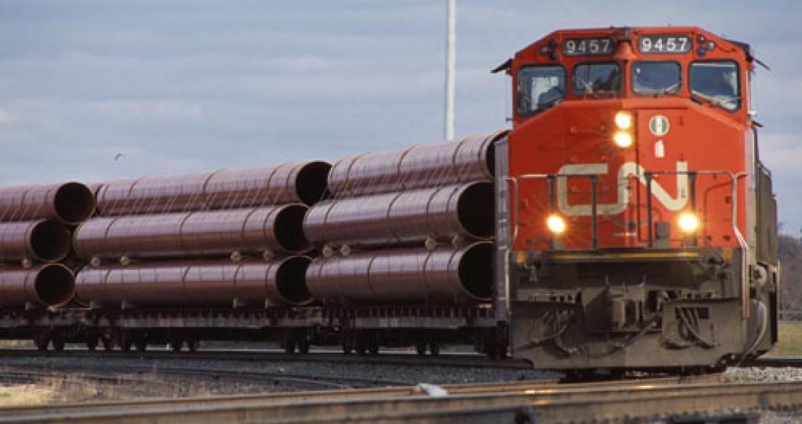 Record Revenues = Job Cuts at CN Rail
