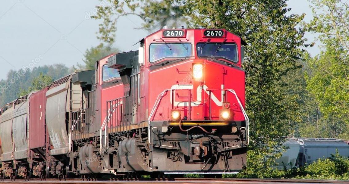 $315 Million CN Rail Upgrade