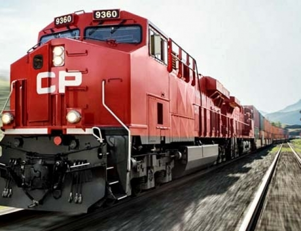 CP Rail Profits Hindered By Labour Unrest