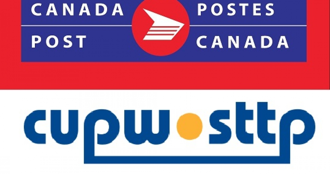 Canada Post Back to Normal