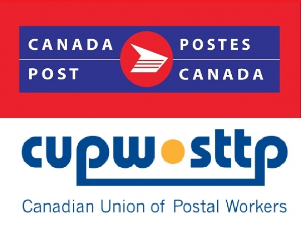 CUPW Issues Strike Notice