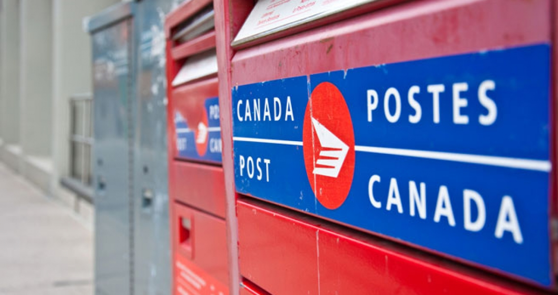 Canada Post Loses $242M in 2nd Quarter