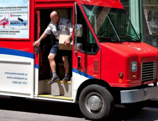 Canada Post Racks Up $7.5M in Parking Fines