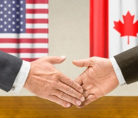 Canada & U.S. Resume NAFTA Talks