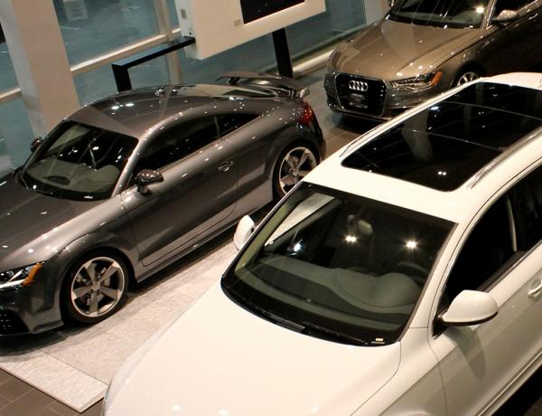 Capilano Audi
