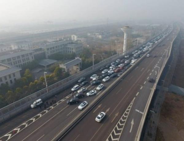 Chinese Auto Sales Decline