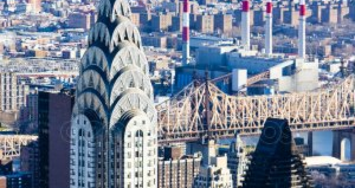 Chrysler Building in NY For Sale