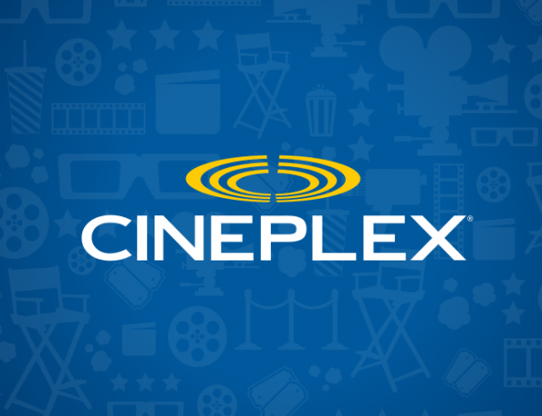 Cineplex Has Record 2nd-Quarter Earnings