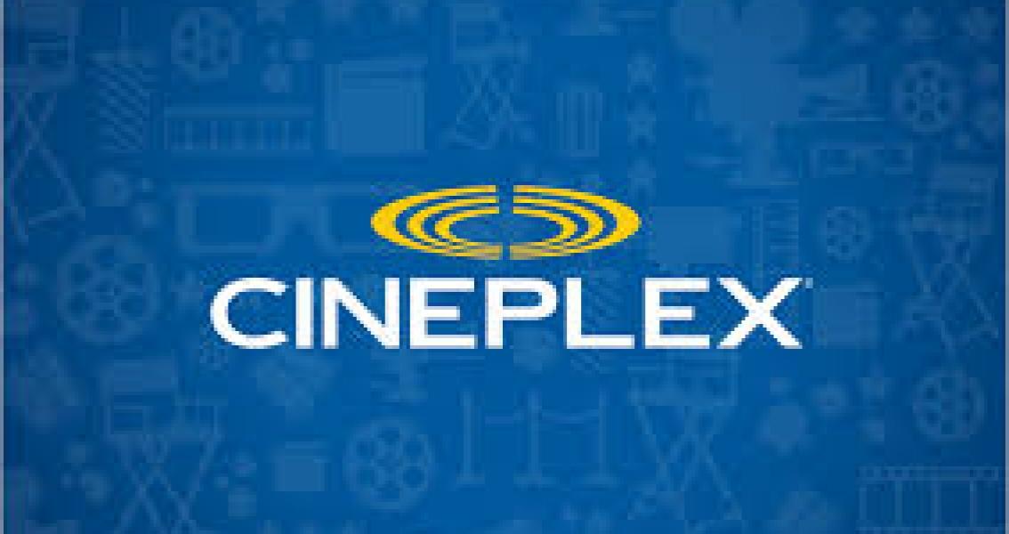 Cineplex Loses $178M in 1st Quarter