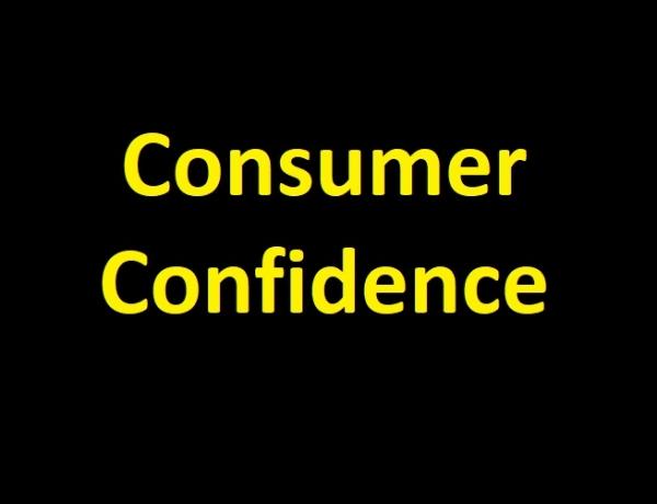 U.S. Consumer Confidence Down