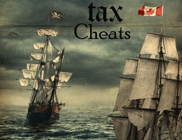 Cracking Down on Offshore Tax Cheats