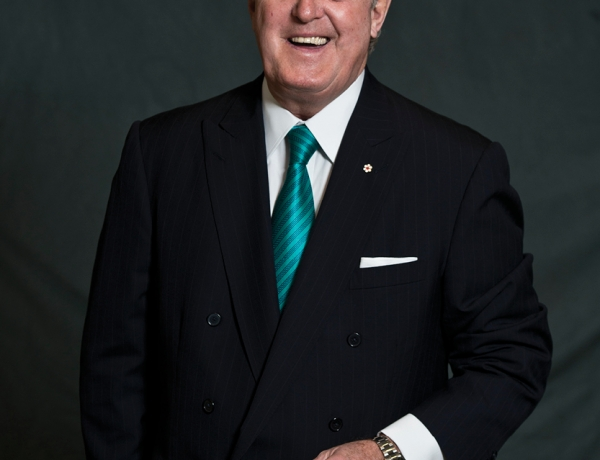 Exclusive interview with former Prime Minister Brian Mulroney – NAFTA