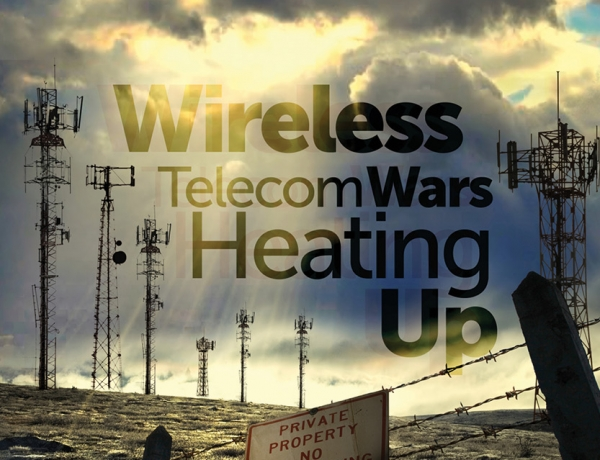 Wireless Telecom Wars Heating Up