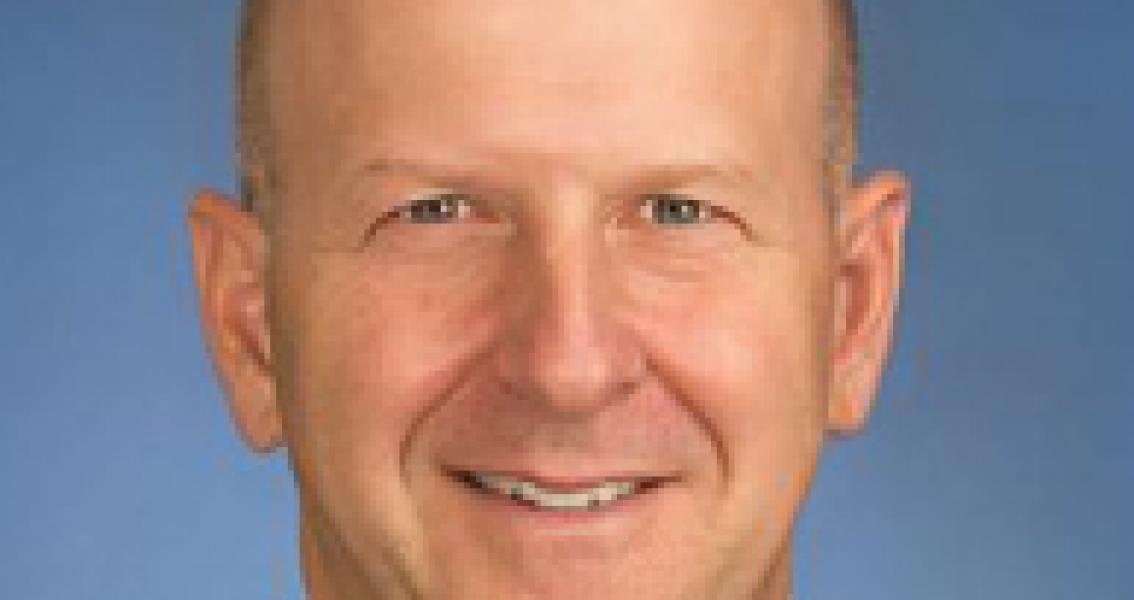 Goldman Sachs Has A New CEO
