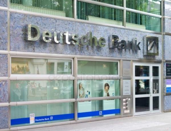 Deutsche Bank Offices Raided