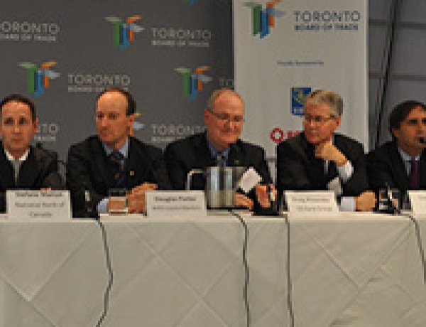 Bankers' Perspectives Canada's Financial Experts Look Towards 2013