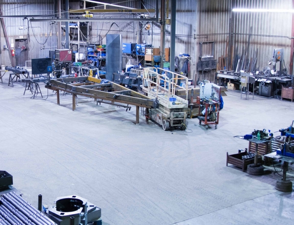 Elmer's Manufacturing Ltd.