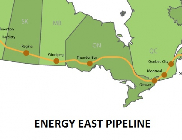 NEB to Review Energy East Pipeline