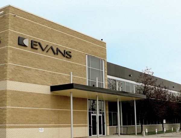 Evans Consoles Corporation