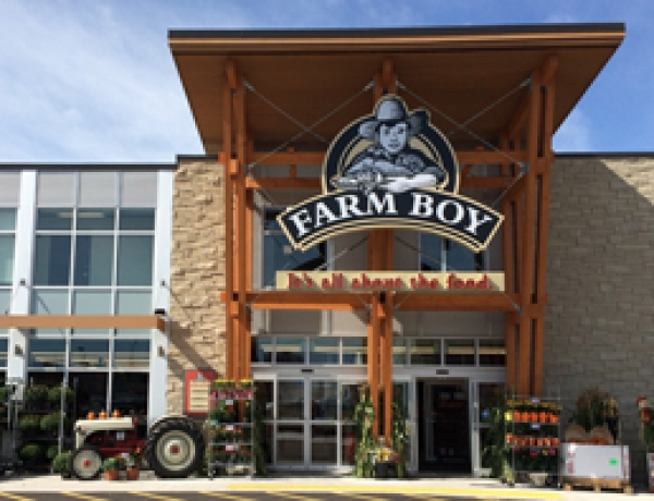 Empire Acquiring Farm Boy