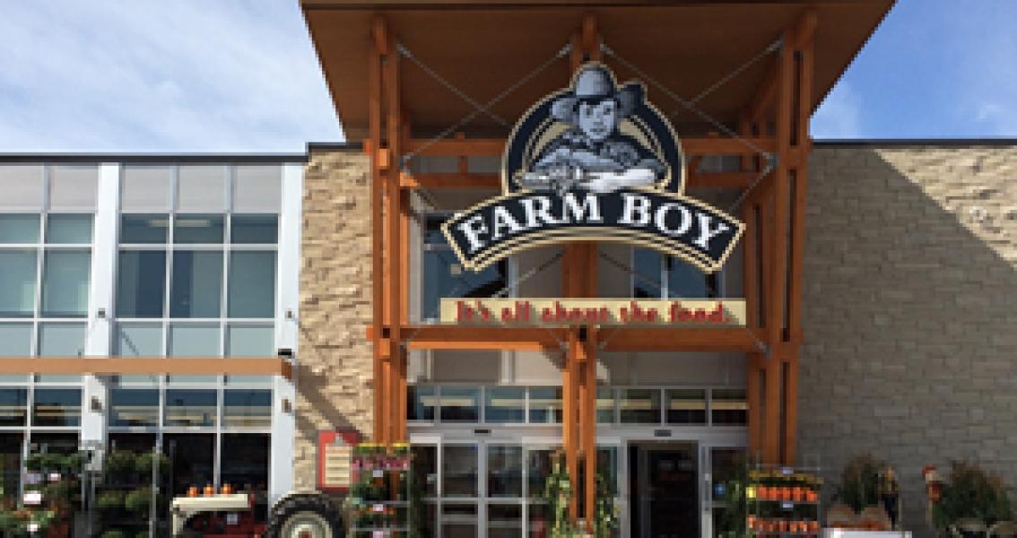 Empire Acquiring Farm Boy