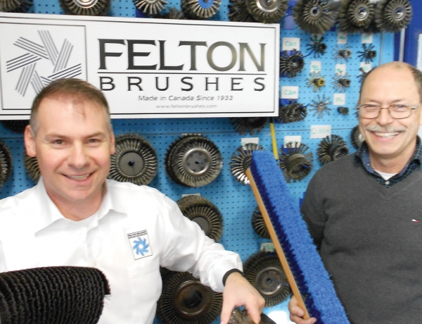 Felton brushes