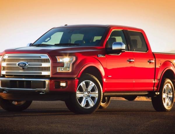 Ford Recalls 2 Million Pickup Trucks