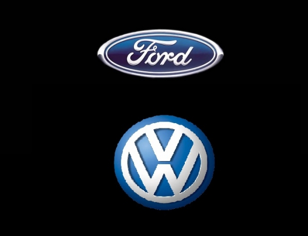 Ford & VW Teaming Up